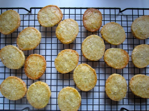 Seasoned to Taste - Jalapeno and Cheddar Cheese Crackers